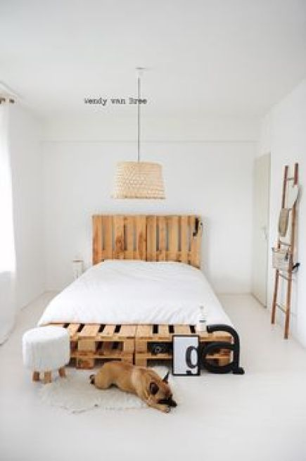 Pallets Bed Ideas10
