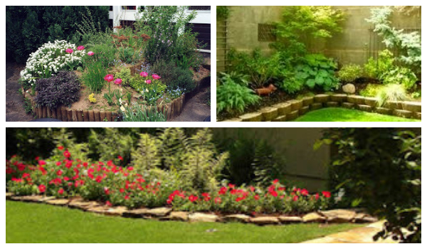 flowerbed ideas for your garden12