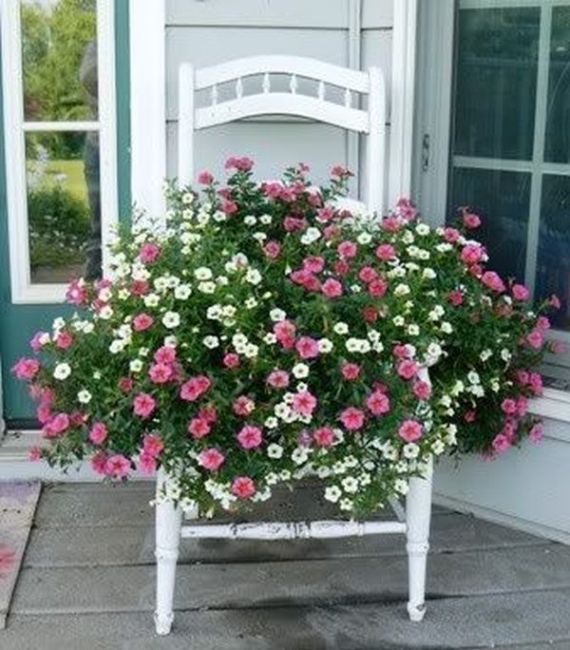 old chairs planters6