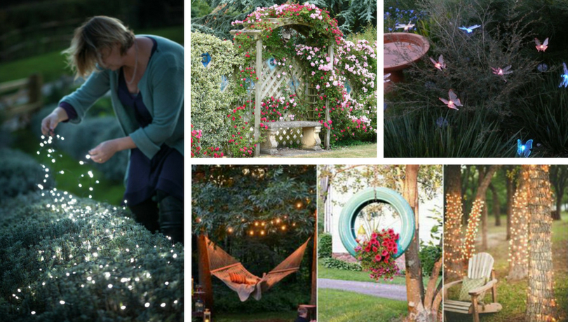 Magical Fairies In The Garden Ideas For A Fantasy Decoration My Desired Home