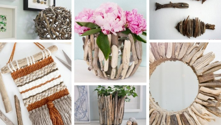 Driftwood 30 Creative And Easy Diy Ideas To Decorate Your Home My Desired Home