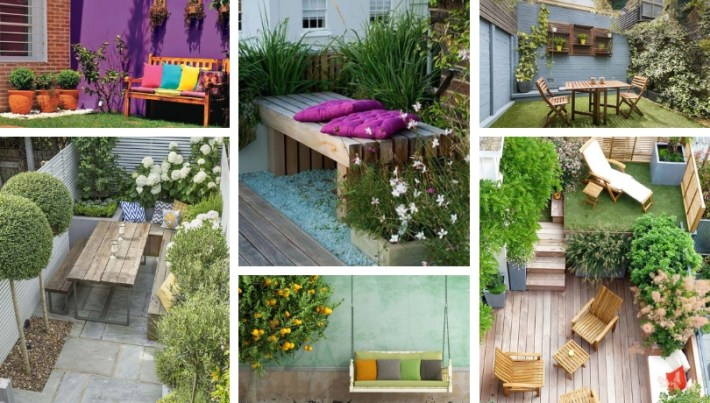 66 Inspired Small Gardens For Houses And Apartments My Desired Home