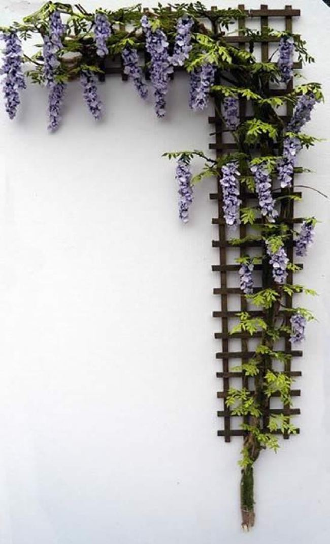 Wonderful Diy Trellises For Climbing Plants My Desired Home