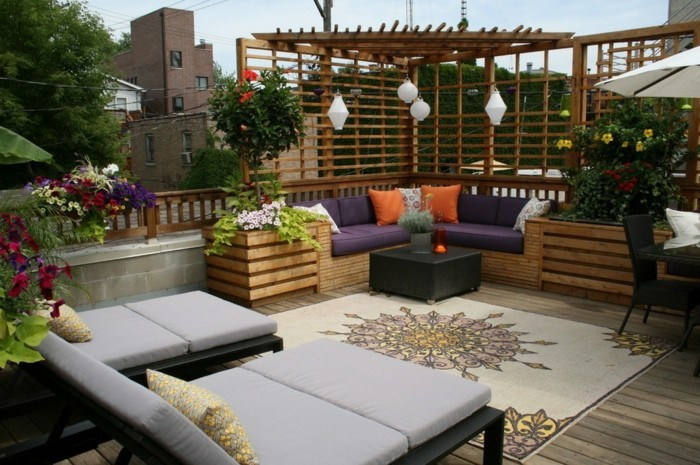 Garden Seating Area 50 Ideas On How To Make An Outdoor Living Room My Desired Home