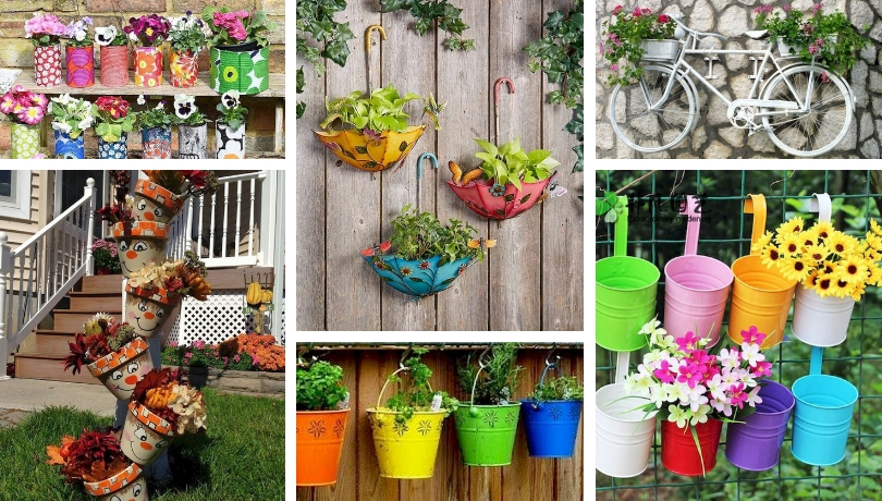 50 Stunning Diy Spring Decoration Ideas For Your Yard And Garden My Desired Home