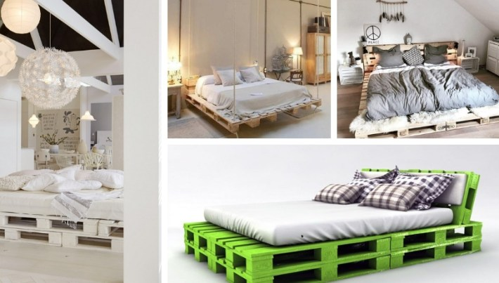 Verbazingwekkend DIY pallet bed ideas - Practical and stylish ideas for comfortable KK-55