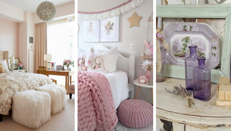 Feminine Bedroom Ideas For More Peace And Romance In The Room My Desired Home