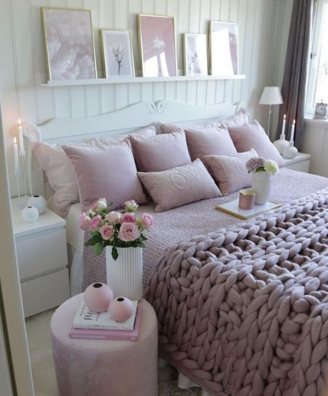 Feminine Bedroom Ideas For More Peace And Romance In The Room My