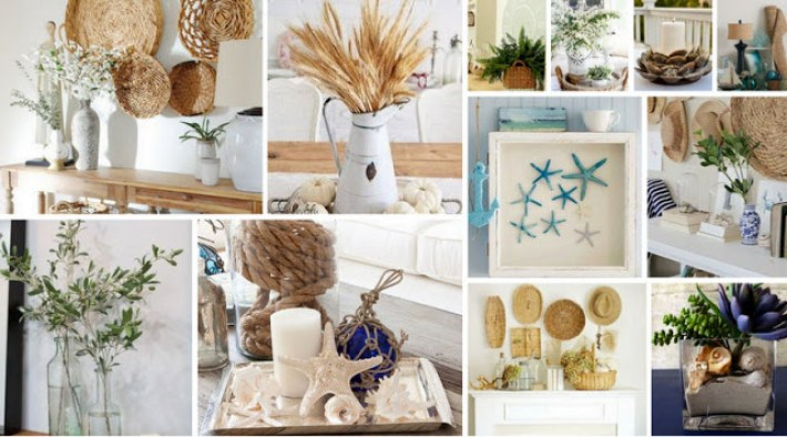 58 Diy Summer Decorations Ideas With Natural Elements Materials My Desired Home