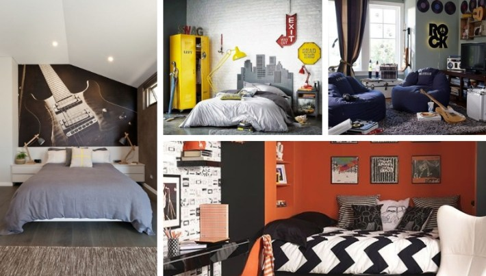 Amazing room design ideas for a teenager boy 12-16 years old ...