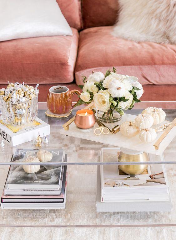 Tis Autumn Living Room Fall Decor Ideas: 32 Amazing Autumn Decorating Ideas For Your Living Room