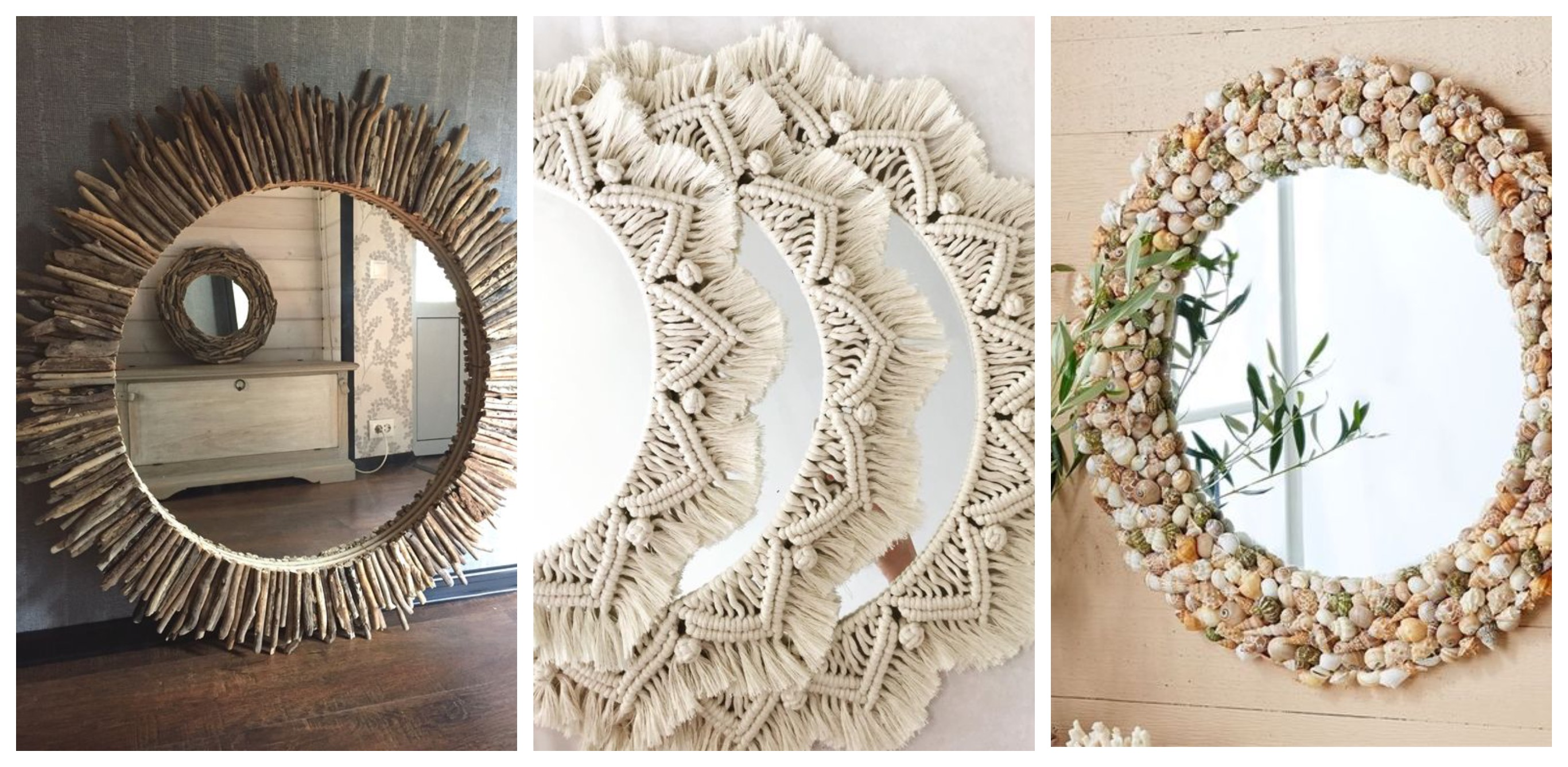 Fantastic Diy Mirror Frames That You Can Make Yourself My Desired Home