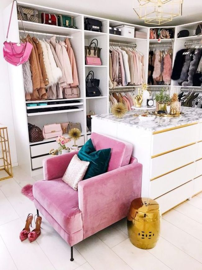 Dream Dressing Rooms Ideas My Desired Home