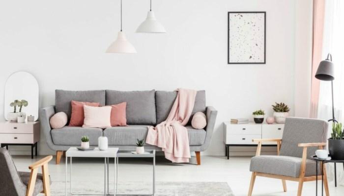 Wonderful decoration ideas to highlight your gray sofa