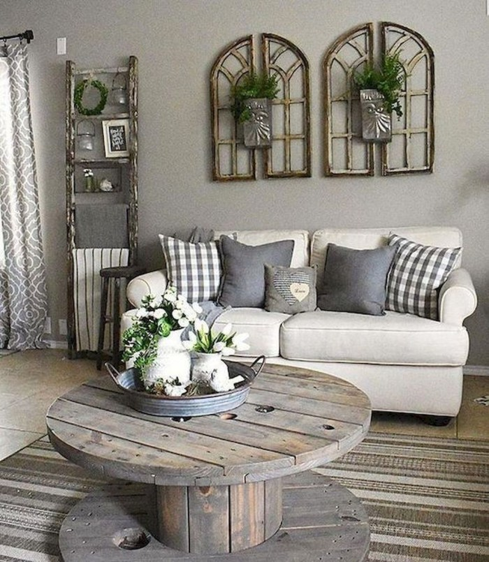 New Homedecorating Ideas: 30 Farmhouse Spring Decorating Ideas To Make Your Home
