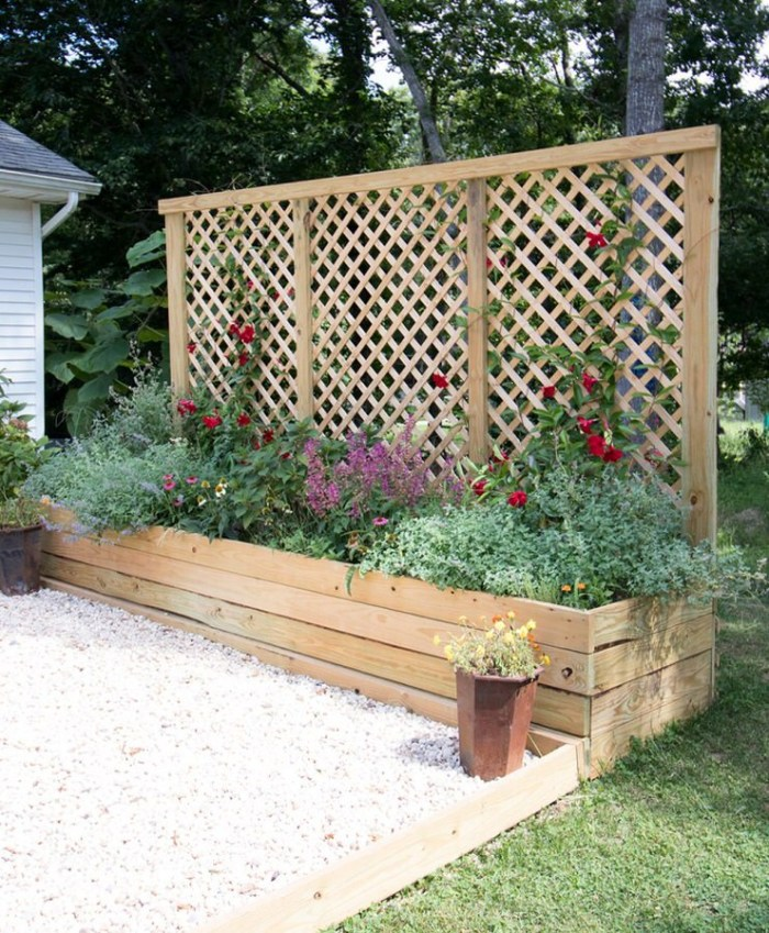 How to create a DIY private zone in your backyard or ...