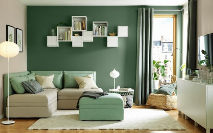 Amazing Ideas For Interior Decoration In Olive Green My Desired Home