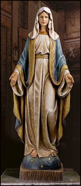 48inch Our Lady of Grace Statue
