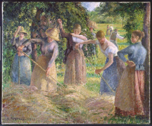 550px-Hay_Harvest_at_Éragny_by_Camille_Pissarro_1901