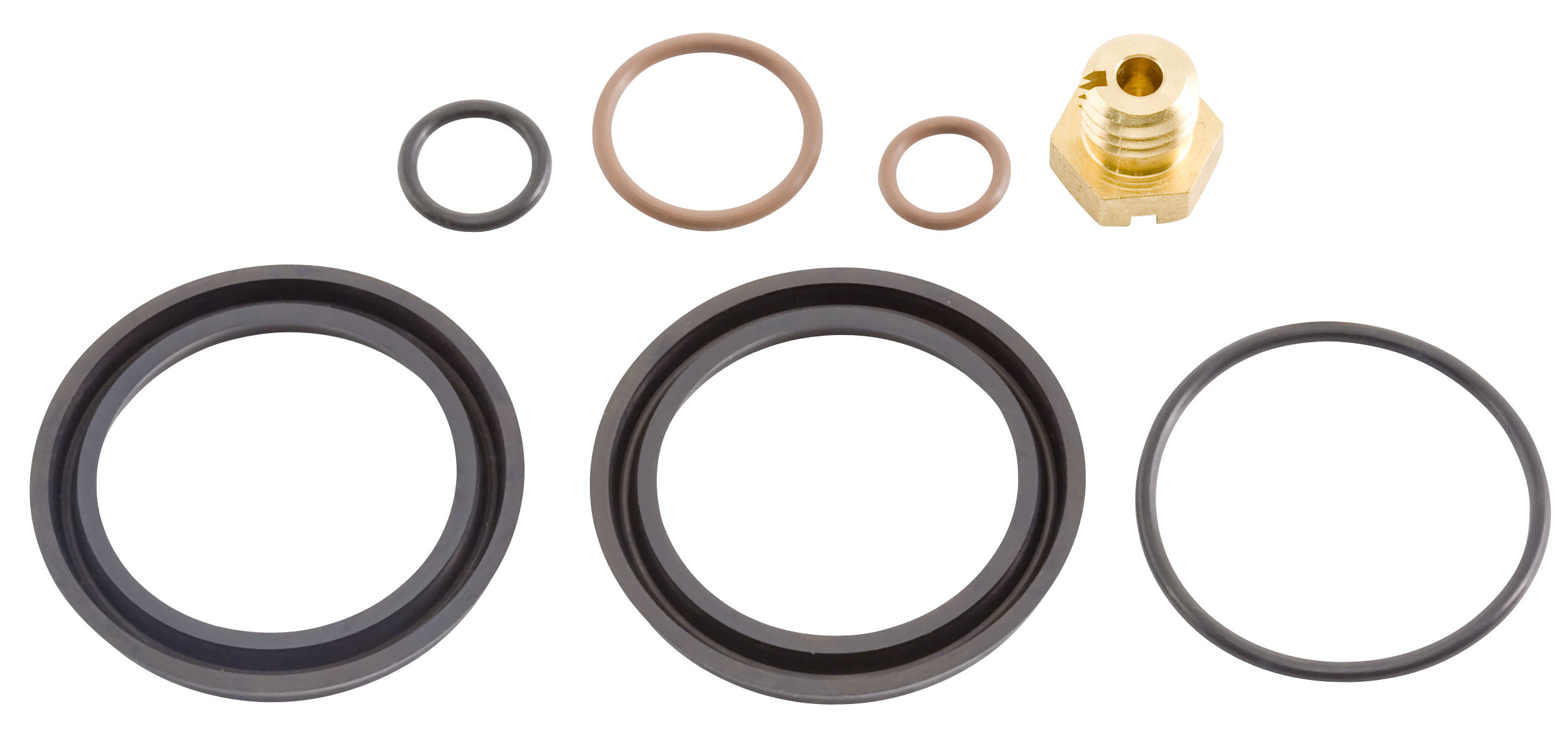 Fuel Filter Base And Hand Primer Seal Kit