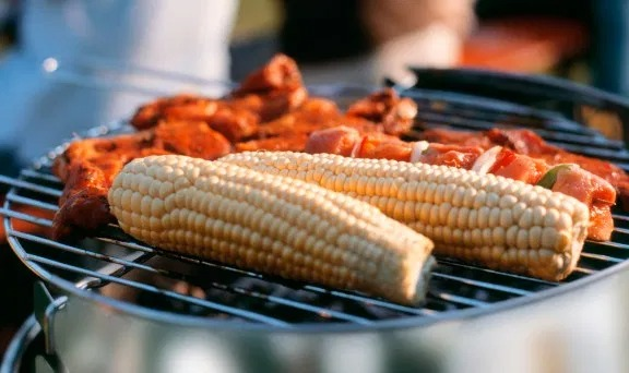 keep grilled food safe