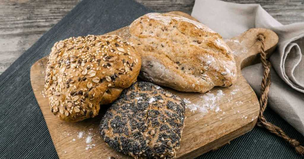 flaxseed in baked products