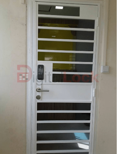 9. Single Leaf HDB Mild Steel Gate copy