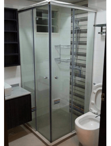 l-shape-glass-showerscreen