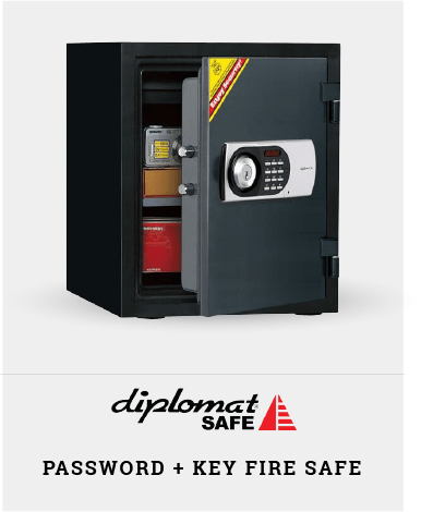 Password Key Fire Safe