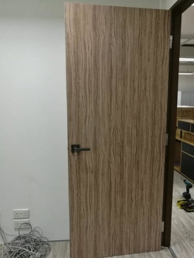 Brown Wood Designer Bedroom Door 1.1