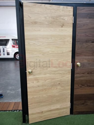 1._australlia_oak_natural_veneer_door_