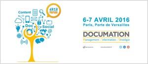 #IT - Documation 2016 - Management de l'Information et Transformation Numérique - By REED EXPO @ Paris Expo - Hall 2.2 | Paris | Île-de-France | France