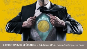 #IT - Congrès Big Data Paris 2016 - By Corp Agency @ Palais des Congrès (Paris) | Paris | Île-de-France | France