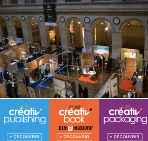 #DIGITAL - Salon Créativ'Cross-Média @ Paris  | Paris | Île-de-France | France