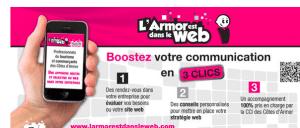 #eCOMMERCE - L'ARMOR est dans le Web - By CCI Côte d'Armor @ Ploufragan | Bretagne | France