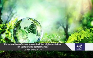 #JURIDIQUE - Comment transformer les contraintes réglementaires en vecteur de performance ? - By Isodom et FrenchWeb @ WEBINAR