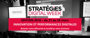 #digital - Stratégies Digital Week - By NEWSCO EVENTS @ Espace Pierre Cardin  | Paris-8E-Arrondissement | Île-de-France | France