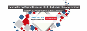 #ESANTE-  FOCUS SUR LE SECTEUR DE L'INDUSTRIE PHARMACEUTIQUE- By Les Echos @ Pavillon Elysée Lenôtre | Paris | Île-de-France | France
