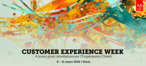 #MARKETING - ADOBE Customer Experience Week
