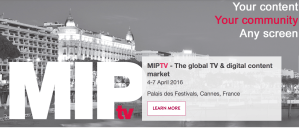#DIGITAL - MIPTV - By Reed Midem @ Palais des Festivals, Cannes, France | Cannes | Provence-Alpes-Côte d'Azur | France