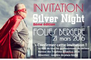 #DIGITAL  - SILVER NIGHT - By  ON-MEDIO @ Paris Théatre Marigny  | Paris | Île-de-France | France