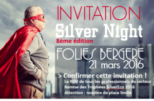 #DIGITAL  - SILVER NIGHT - By  ON-MEDIO @ Paris Théatre Marigny  | Paris | Île-de-France | France