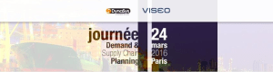 #LOGISTIQUE - Journée Demand & Supply Chain Planning  - By VISEO et Dynasis @ Paris | Île-de-France | France