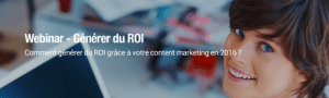 #eMARKETING - Générer du ROI grâce au content marketing en 2016 - By Scoop IT