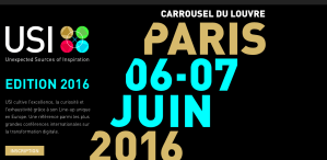 #DIGITAL - USI 2016 - By OCTO @ Carrousel du Louvre  | Paris | Île-de-France | France