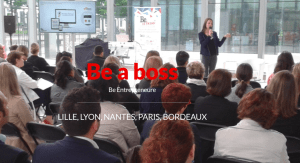 #ENTREPRENARIAT - Be a Boss  - By Digital Business News @ Campus Microsoft | Issy-les-Moulineaux | Île-de-France | France