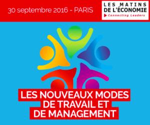 #TRANSFORMATION - LES NOUVEAUX MODES DE TRAVAIL ET DE MANAGEMENT - By VConferences @ Oddo & Cie | Paris | Île-de-France | France