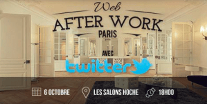 #MARKETING - Web After Work - By Martin & Vanessa @ Les Salons Hoche | Paris | Île-de-France | France