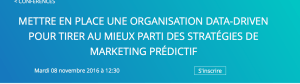 #eMARKETING- Marketing Prédictif - By EBG