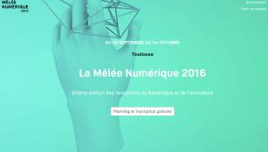 #DIGITAL - La Mêlée Numérique 2016 - By la Mêlée Numérique